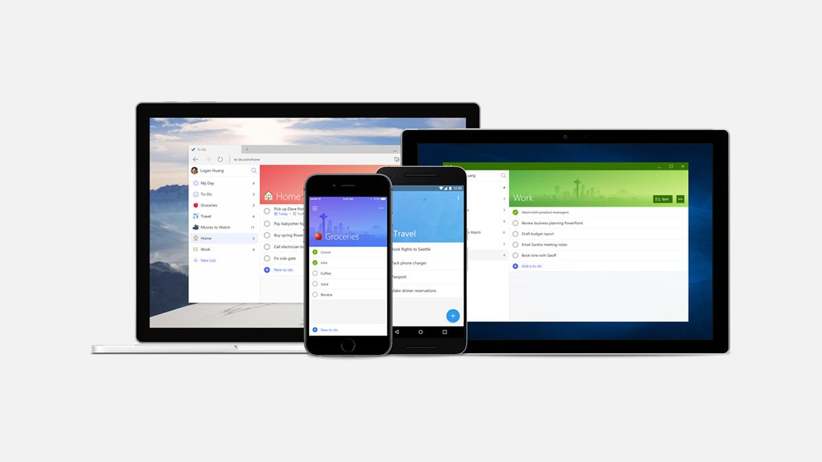 Microsoft To Do si aggiorna: arriva la gestione di account m