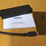Aukey USB Çoklayıcı