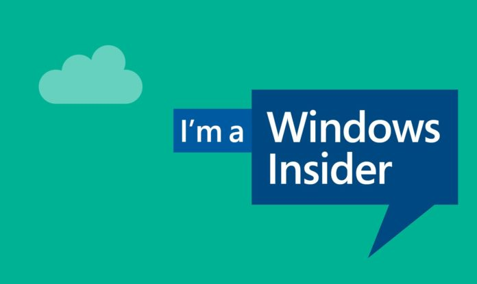 windows insider build 18875
