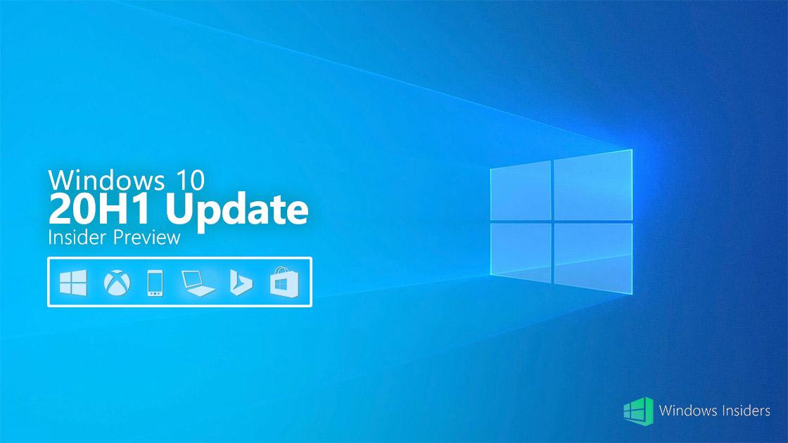 Windows 10 20H1: disponibile la build 18963 - Windows