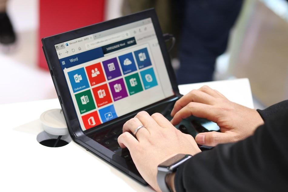 Lenovo ThinkPad X1: il primo PC con display pieghevole