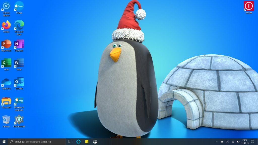 Natale: i migliori temi per Windows 10