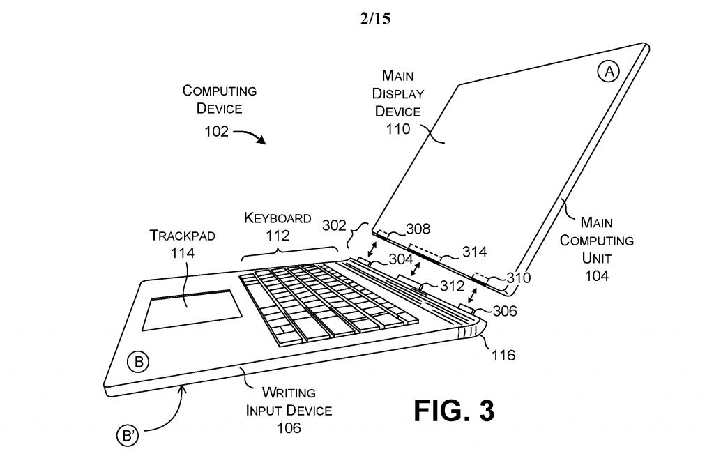 Surface Book 3 avrà un display secondario?